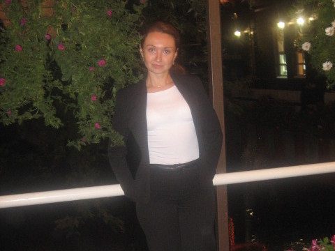 "Инна Баранова: ""Английский стал моим хобби"""