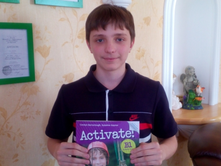 """Александр Логашов: """"Я говорю по-английски"""""""