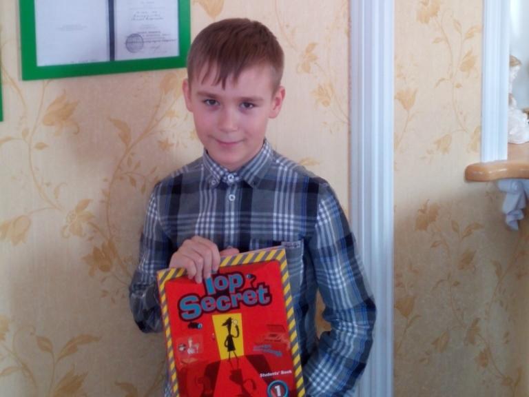 Дмитрий Абдулаев: «83 балла из 100 Pearson Test of English YL «