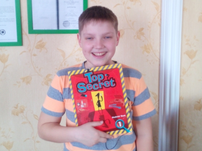 Денис Трущенков: «86 баллов из 100 Pearson Test of English YL «