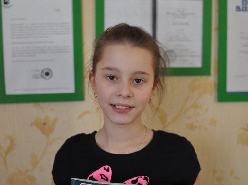 Анастасия Глущенко: «Результат заметен всем»